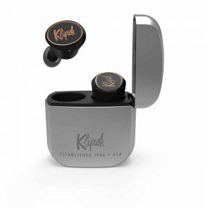 Klipsch T5 Bluetooth Kopfhörer im Hardcase