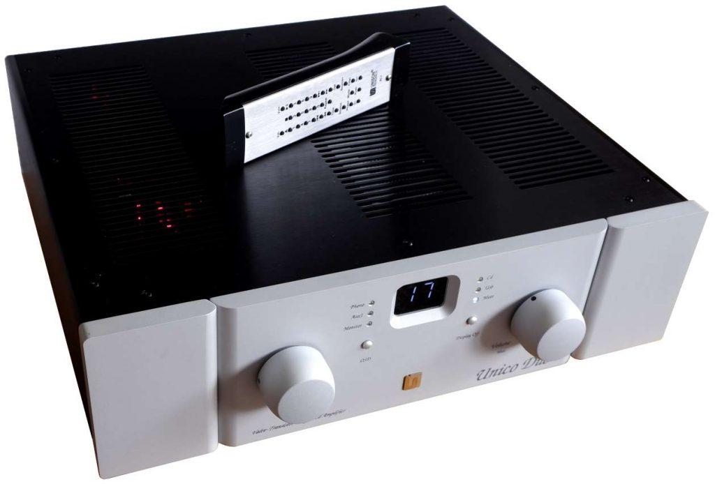 HiFi Röhrenvollverstärker Unico Due im Test der HiFi-IFAs