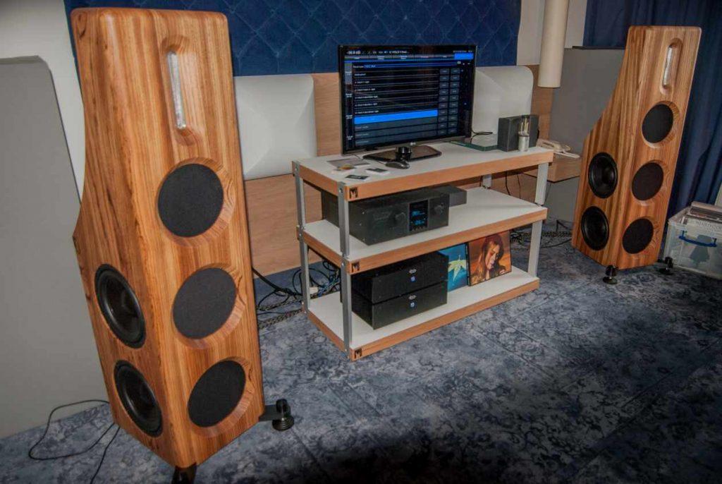 Bohne Audio Lautsprecher mit Trinnov