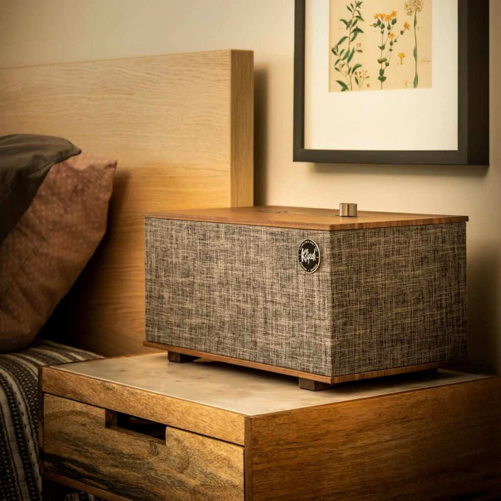 Klipsch The Three Google Assistant Lifestyle