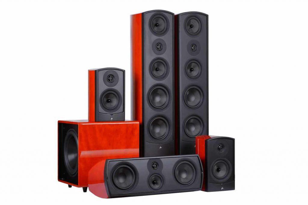 Aperion Audio Lautsprecher Serie Versus C