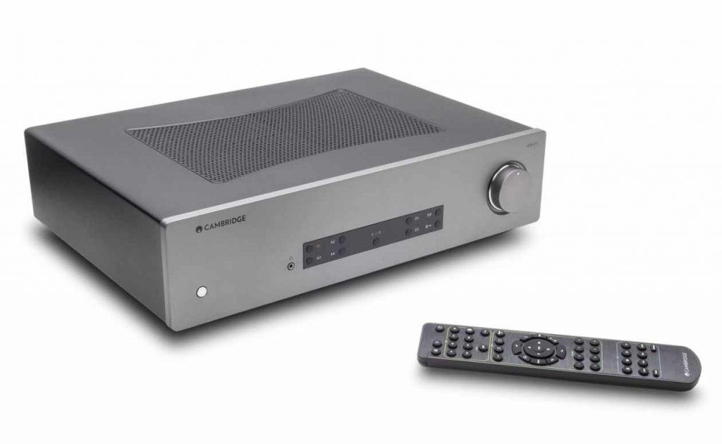 Neuer HiFi Vollverstärker CXA 81 von Cambridge Audio