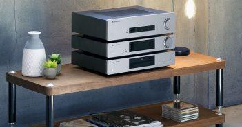 Neu: Cambridge Audio CXA 81, CXA 61, CXC und CXN V2 in neuer Farbe