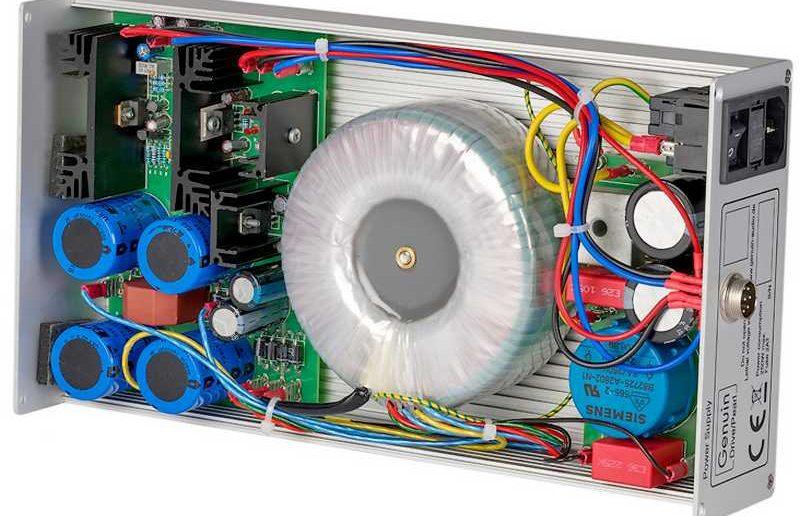genuin audio pearl phono vorverstärker netzteil