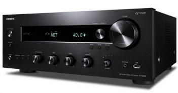 Neuer Stereo-Receiver ONKYO TX 8390