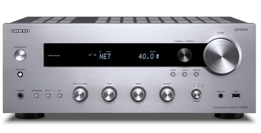 HiFi-Stereo-Receiver ONKYO TX 8390 Neuheit