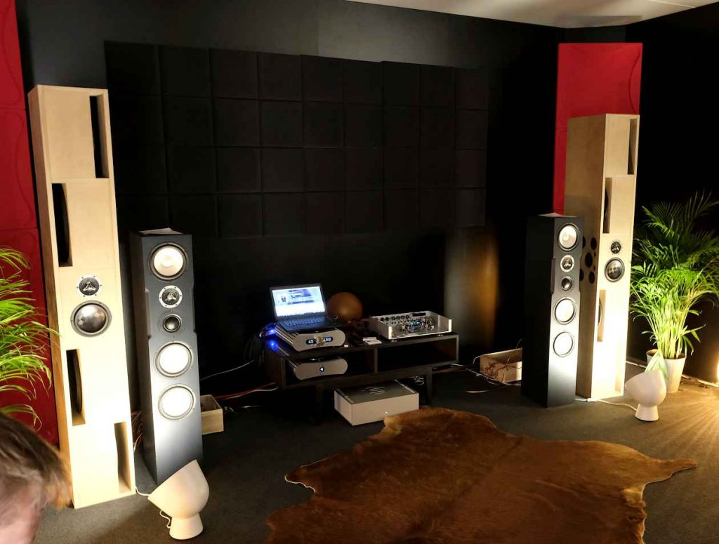SB Acoustic Lautsprecher