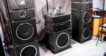 Soundstein High End Lautsprecher auf den Norddeutschen HiFi-Tagen in Hamburg
