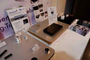 bFly Audio Satellite Gehäuseabsorber für HiFi