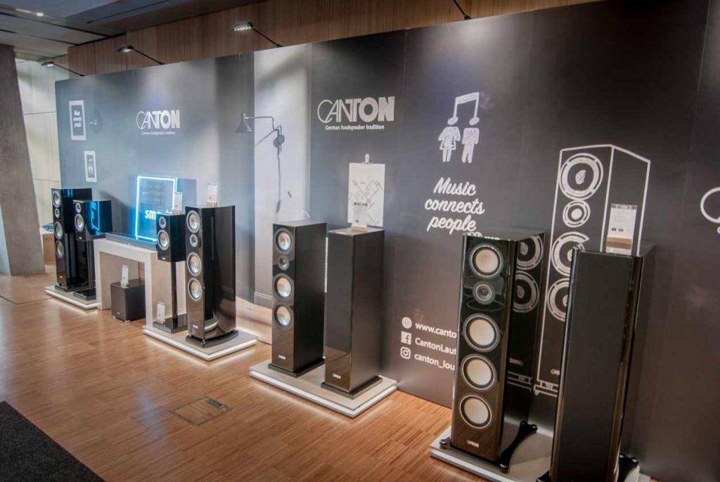 Canton Ausstellung