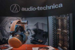 Kopfhörer audio-technica
