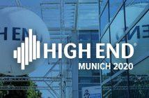 High End Society blaues Logo HiFi-Messe 2020