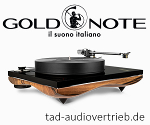 Plattenspieler Goldnote Mediterraneo