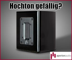 Aperion Audio Lautsprecher Super-Hochtöner