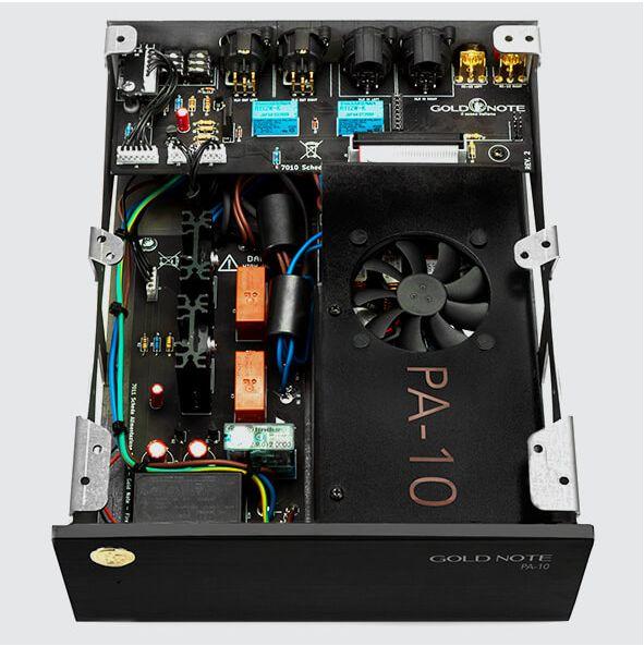 Trafo des Stereo Endverstärker Goldnote PA-10