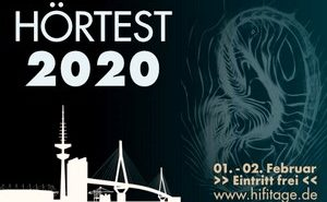 Logo der Norddeutschen HiFi-Tage 2020 in Hamburg