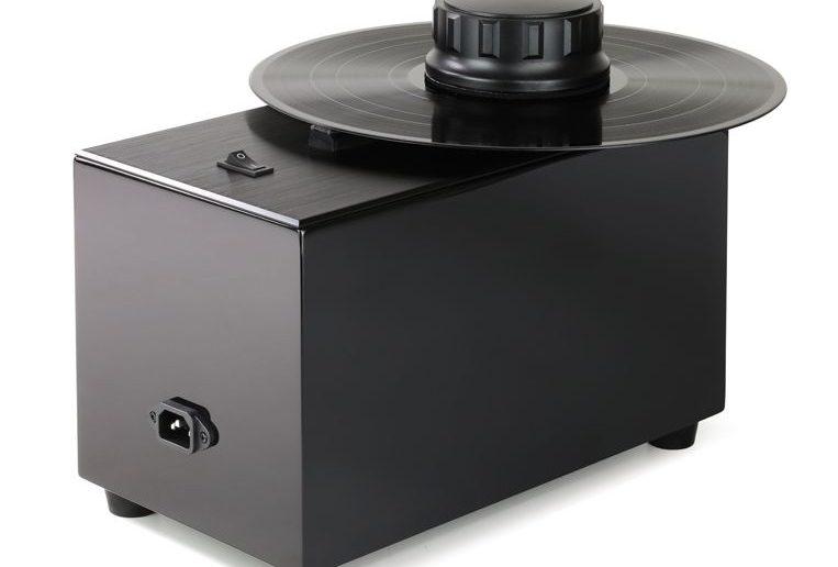 Neu die Plattenwaschmaschine Decord Doctor VI