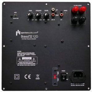 AperionAudio aktive Subwoofer Neuheit