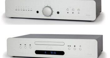Der neue HiFi-Vollverstärker IN 100 Signature und der neue CD-Spieler CD 100 Signature von Atoll