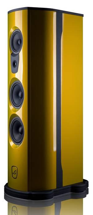Neuer Standlautsprecher AudioSolutions S