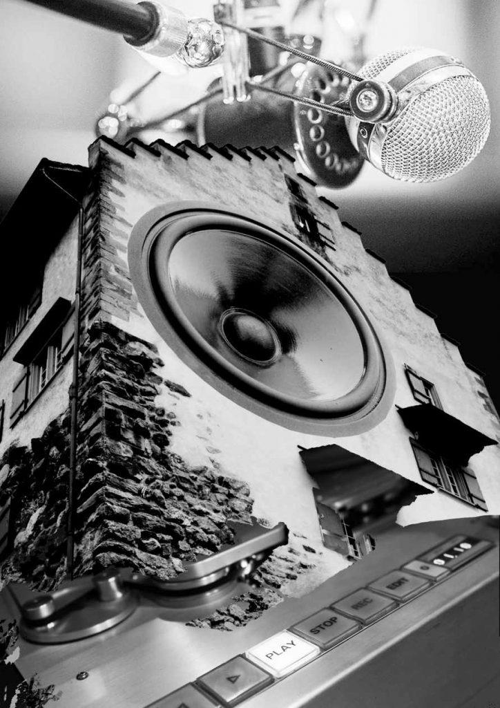 Titelbild der HiFi-Veranstaltung Klangschloss in Zürich