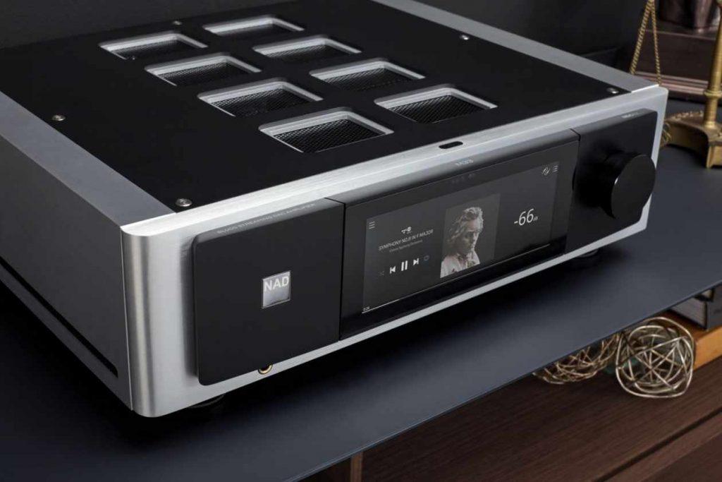 Neuheit: NAD M33 High End Streaming Vollverstärker mit BluOS