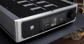Neuheit: NAD M33 High End Streaming Vollverstärker mit BluOS