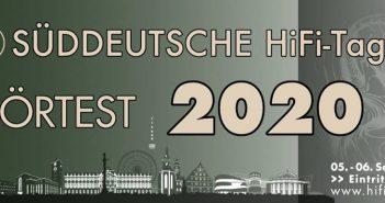 Die HiFi- und High End Messe Süddeutsche HiFi-Tage 2020 in Stuttgart
