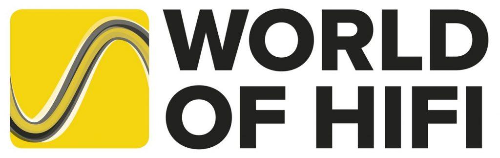 Logo der HiFi-Veranstaltung World of HiFi in Neuss bei Düsseldorf