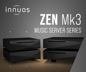 Die Musikserver von Innuos, Serie MK.III