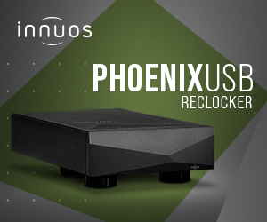 HiFi-Reclock Innuos Phoenix