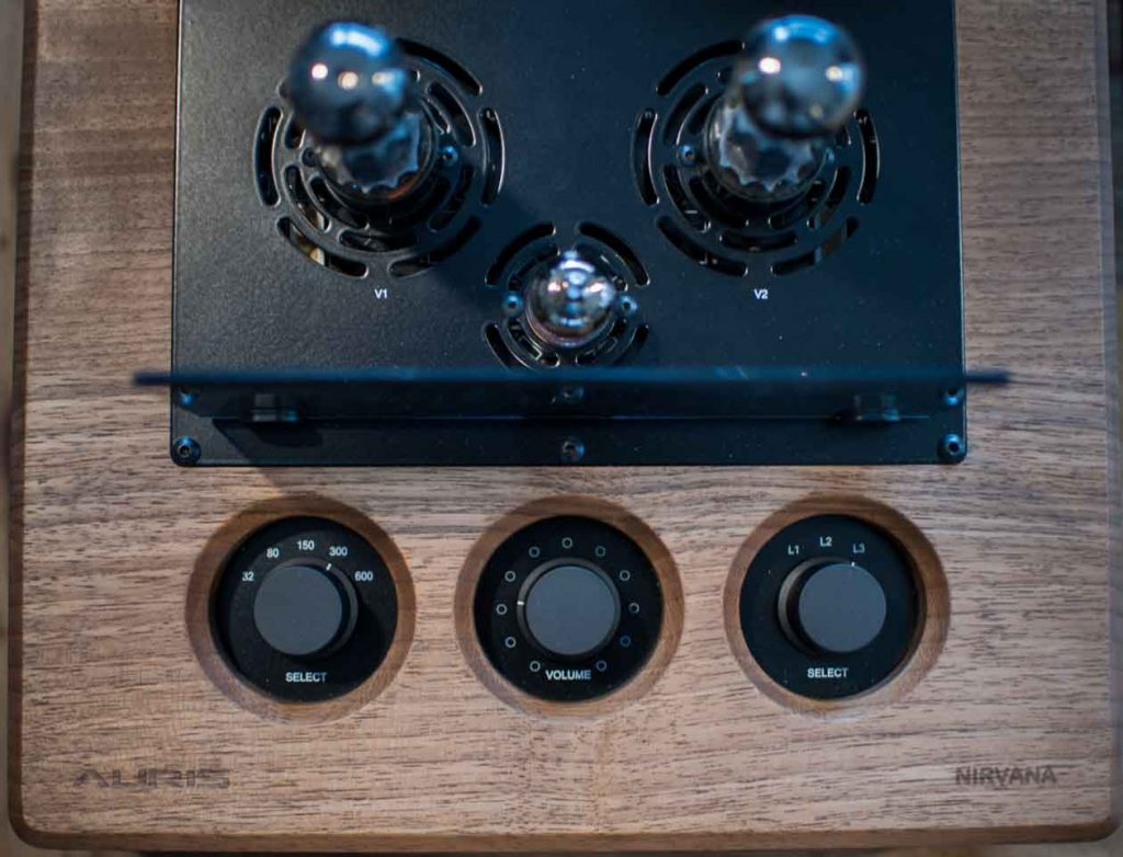 AURIS Audio NIRVANA - Schaltzentrale
