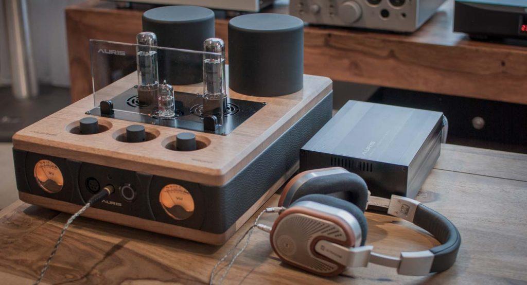 AURIS Audio NIRVANA mit separatem Netzteil