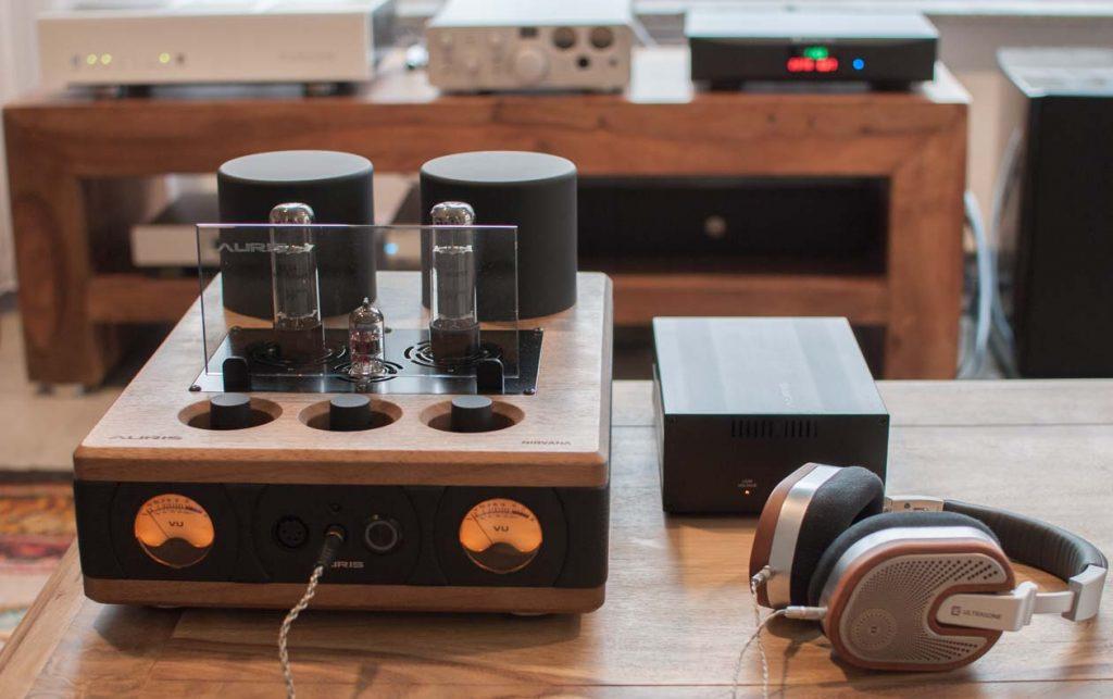 AURIS Audio NIRVANA mit Spielpartner ULTRASONE Edition 15