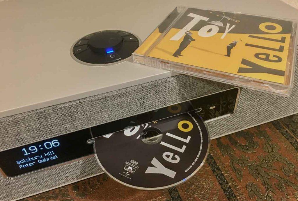 Ruark Audio R5 - Klassische digitale Fütterung