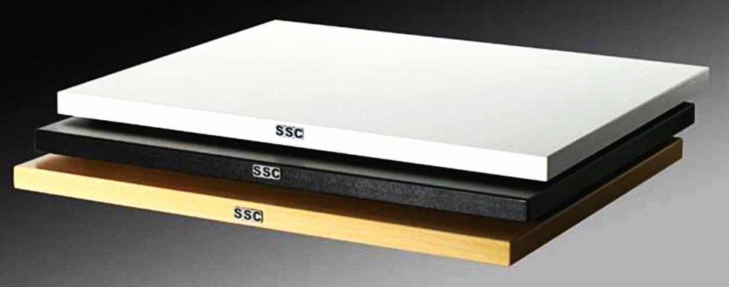 Gerätebasen von SSC