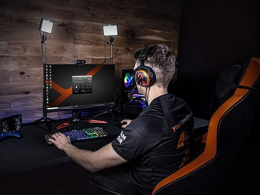 beyerdynamic Gaming Headset MMX 300 mit Embody Software
