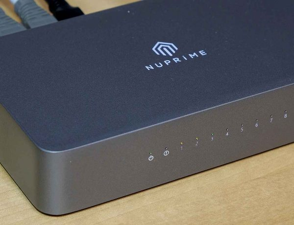 Test: NuPrime Omnia SW-8 HiFi Netzwerk-Switch