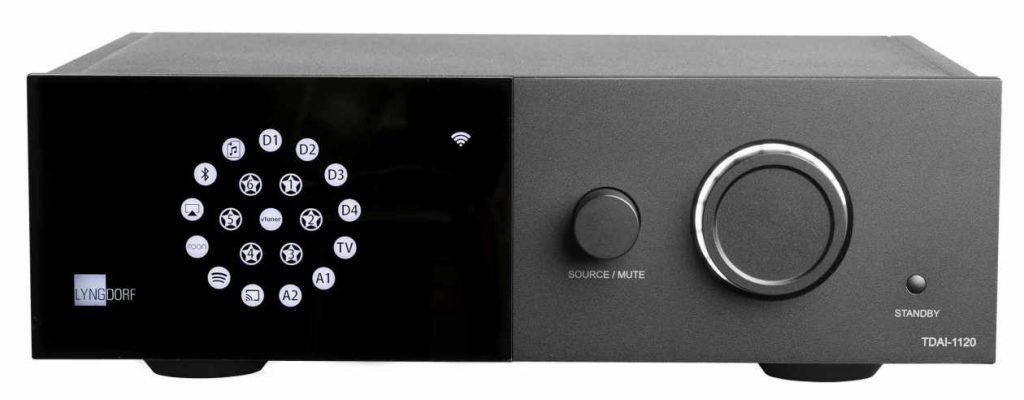 Der neue Lyngdorf TDAI-1120 Streaming-Integralverstärker