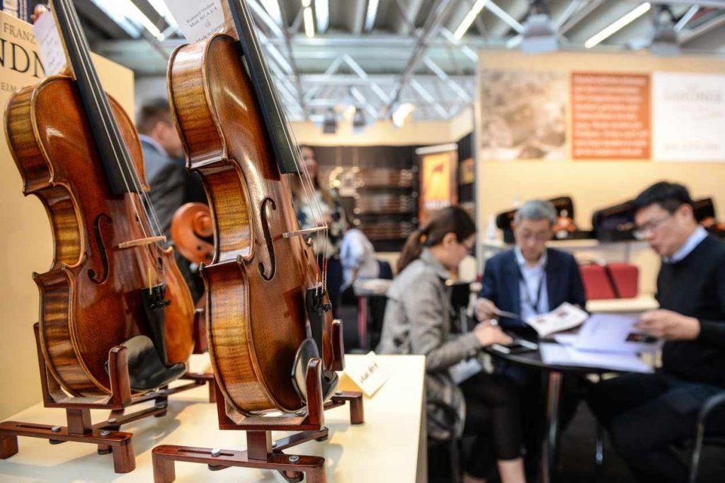 Die Musik-Messe in Frankfurt vom 10.04. Bis 04.04.2020