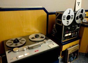 Valeur Audio Micropoint 8 SE mit Bandmaschine Telefunken M15A