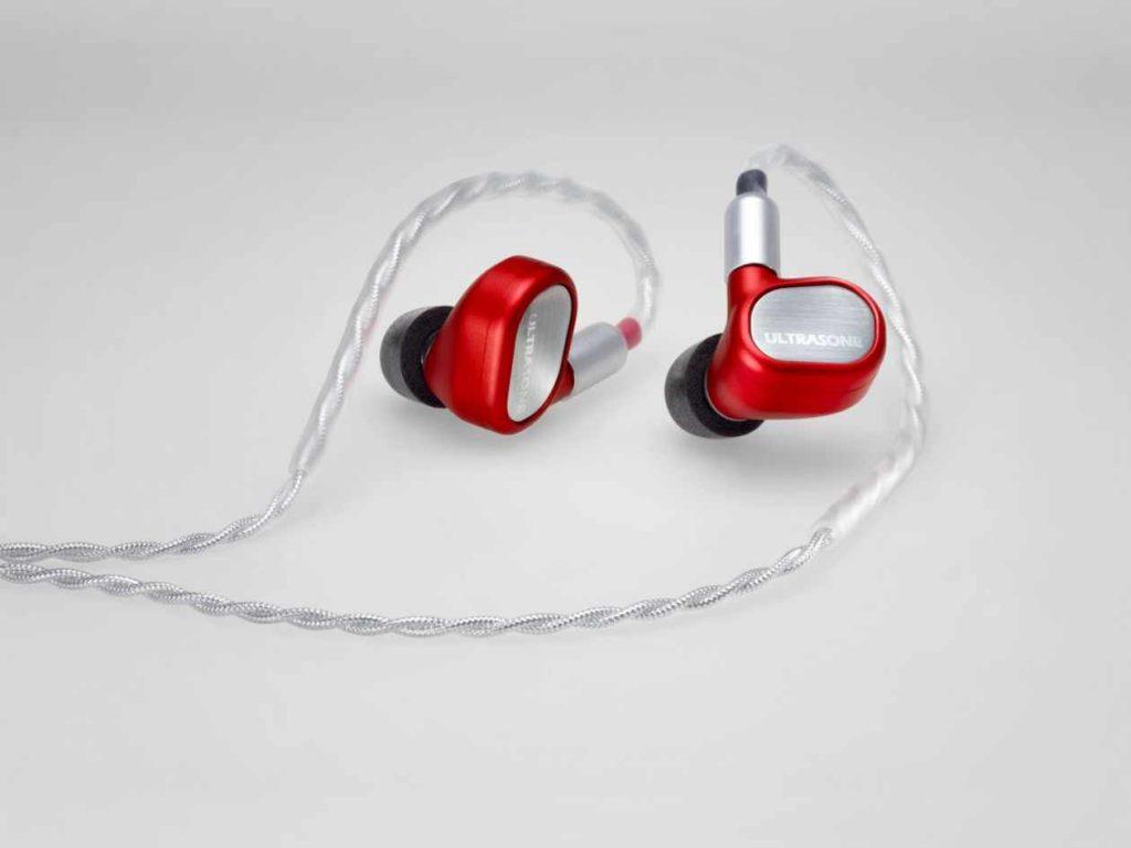 Neu: Der auf 100 Stück limitierte Kopfhörer Ultrasone Ruby Sunrise