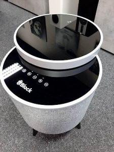 """Bluetooth-Lautsprecher """"Stockholm"""" von Audioblock"""