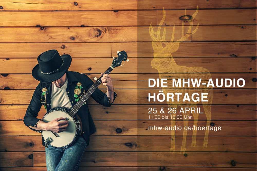 MHW High End Audio Hörtage im April 2020 in Sonthofen