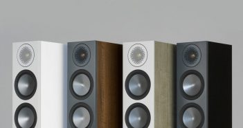 Die Monitor Audio Bronze 6G in 4 Farben