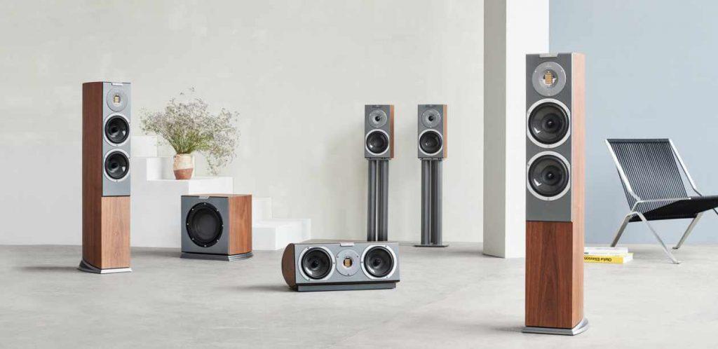 Die Audiovector Lautsprecher ab sofort im Vertrieb von in-akustik