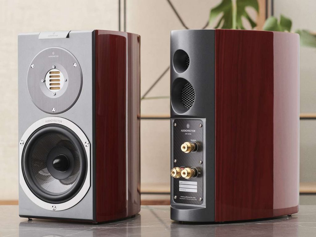 Die Lautsprecher von Audiovector ab sofort im Vertrieb von in-akustik