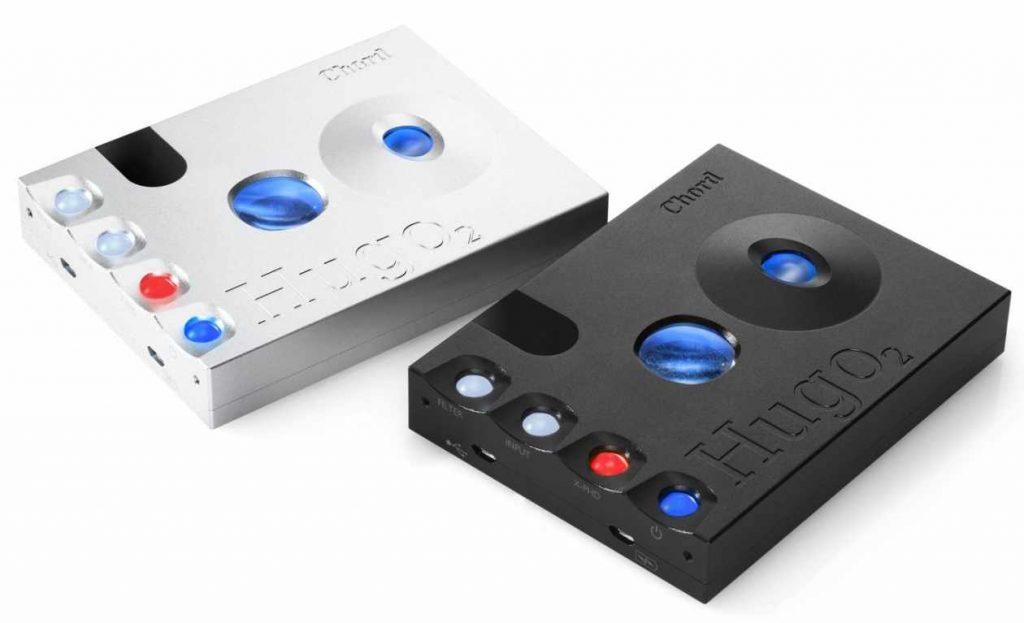 Chord Hugo 2. Mobiler USB DAC und Kopfhörer-Verstärker
