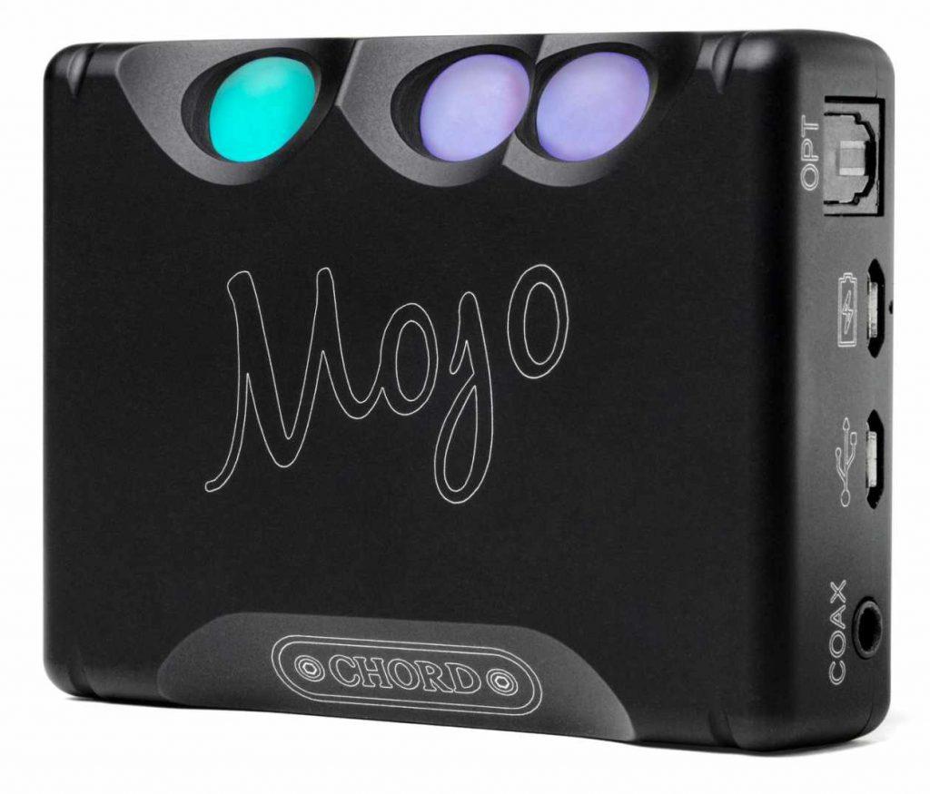 Chord Mojo mobiler Kopfhörer-DAC-Verstärker