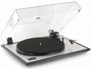 Der neue manuelle Plattenspieler Dual CS 800 mit Tonabnehmer Ortofon 2M Red und Riemenantrieb